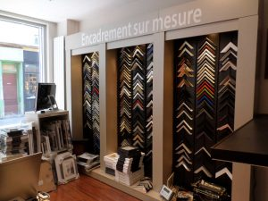 Galerie | Gamme de baguettes aluminium